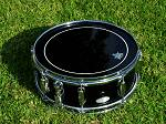 Black  Snare Drum
